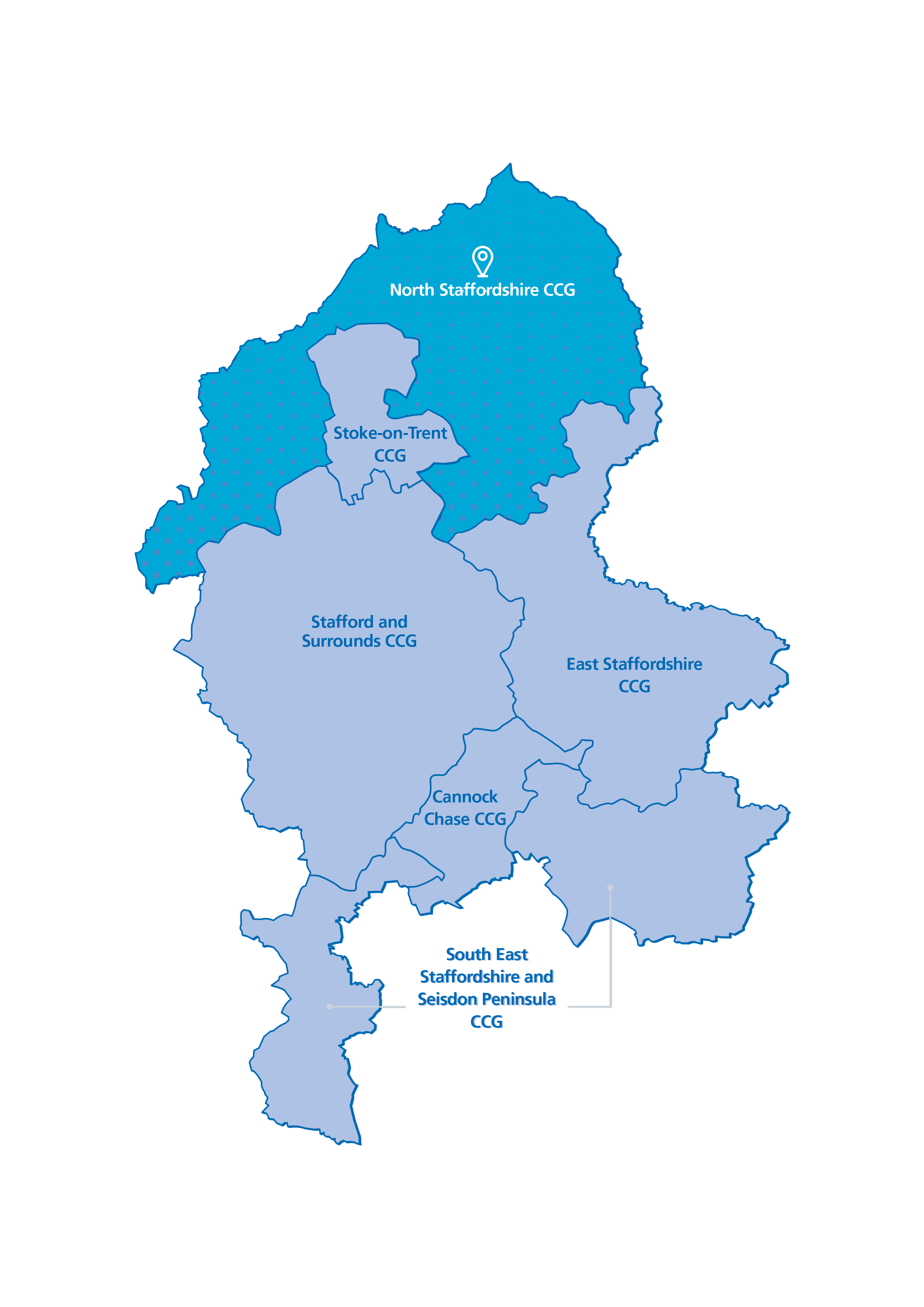 North Staffordshire Locality